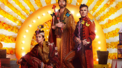 "Take That: ""Wonderland"""