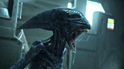 Mr. Alien: Ridley Scott