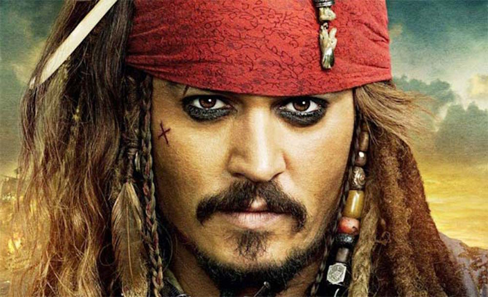 Jack Sparrow is back