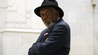 Morgan Freeman Story of God