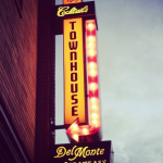 The Del Monte Speakeasy at Townhouse