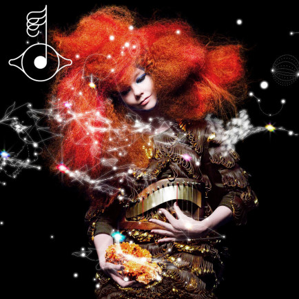Björk, Biophilia, 2011 Credit: By M/M (Paris) Photographed by Inez van Lamsweerde & Vinoodh Matadin. Image courtesy of Wellhart Ltd & One Little Indian