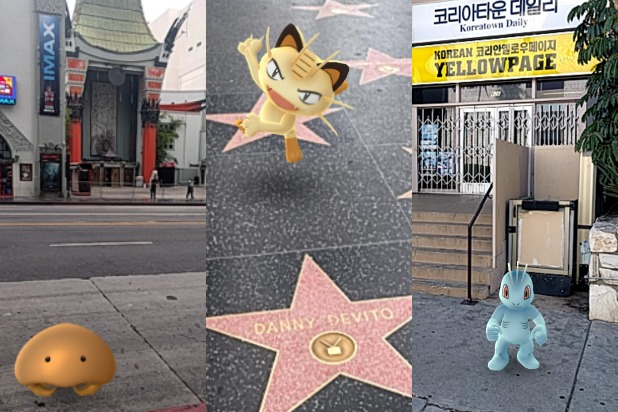Pokémon-Fieber in L.A.