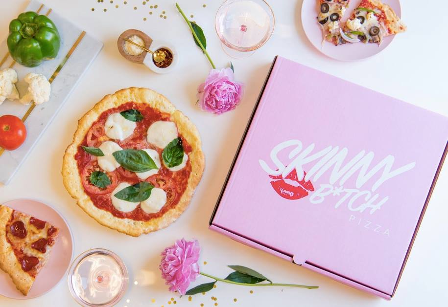 Food-Trend: Blumenkohl-Pizza