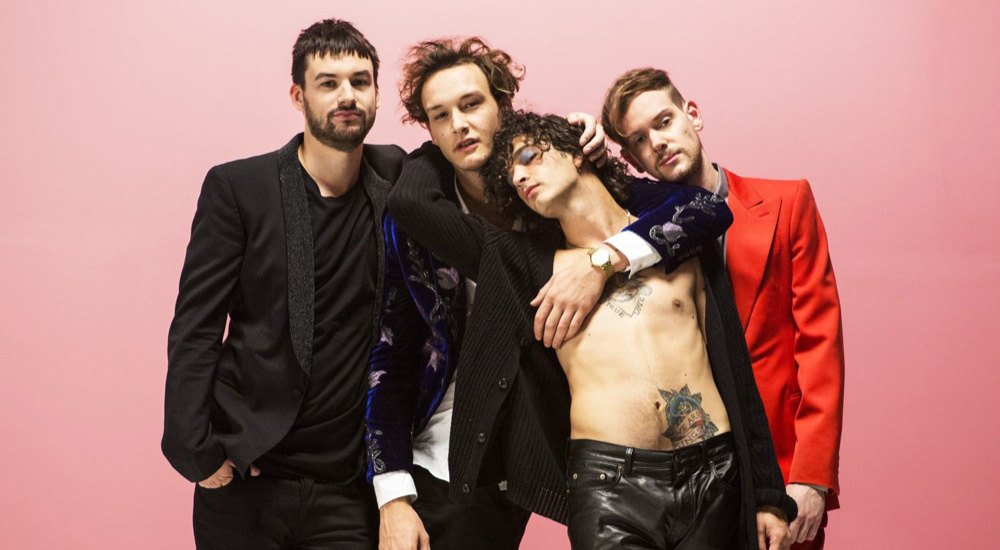 "Interview: ""The 1975"""