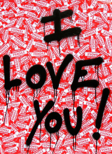 I-Love-You-Spray-Paint-and-Stickers-on-Plywood-web