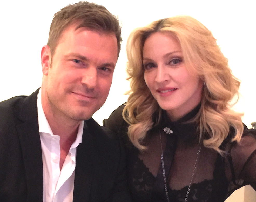 Madonna: Happy at 60