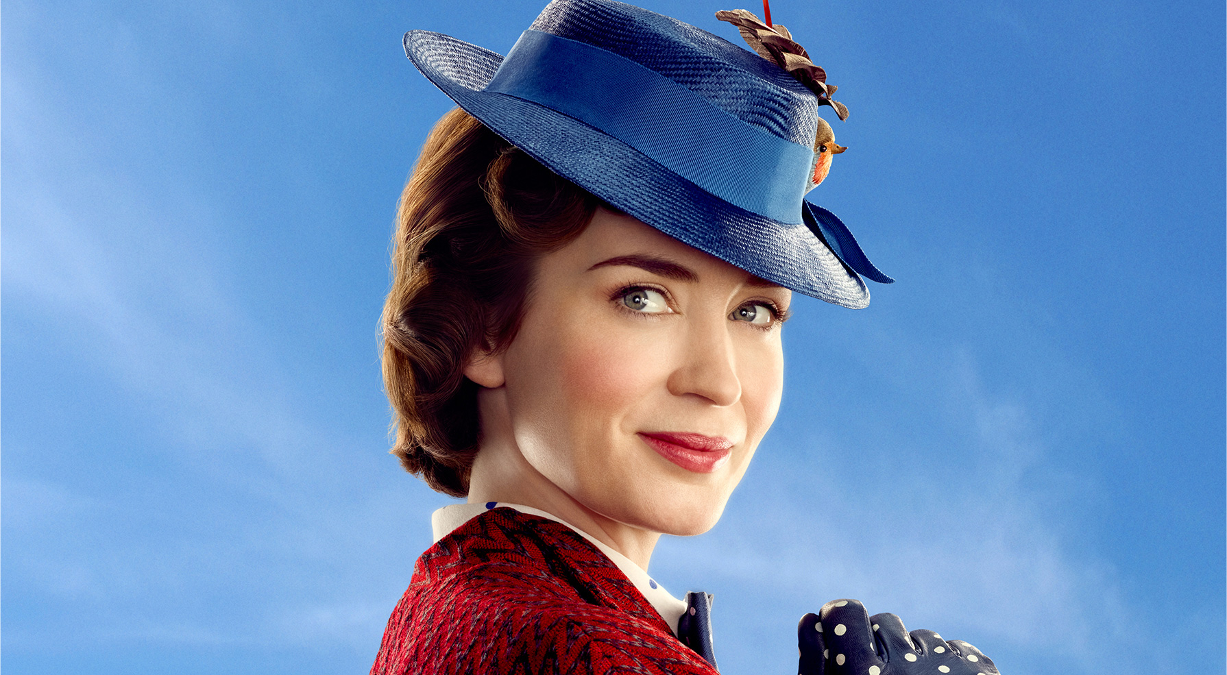 Mary Poppins is back