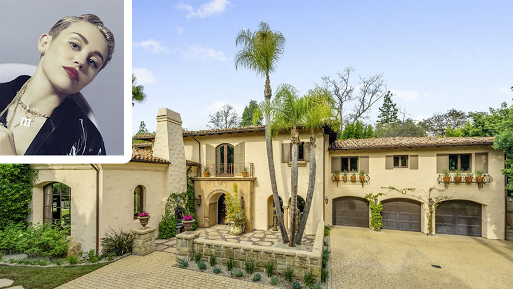 Star Homes L.A.: Miley Cyrus