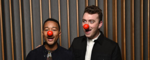 Sam smith and John Ledged to release official red nose day single
