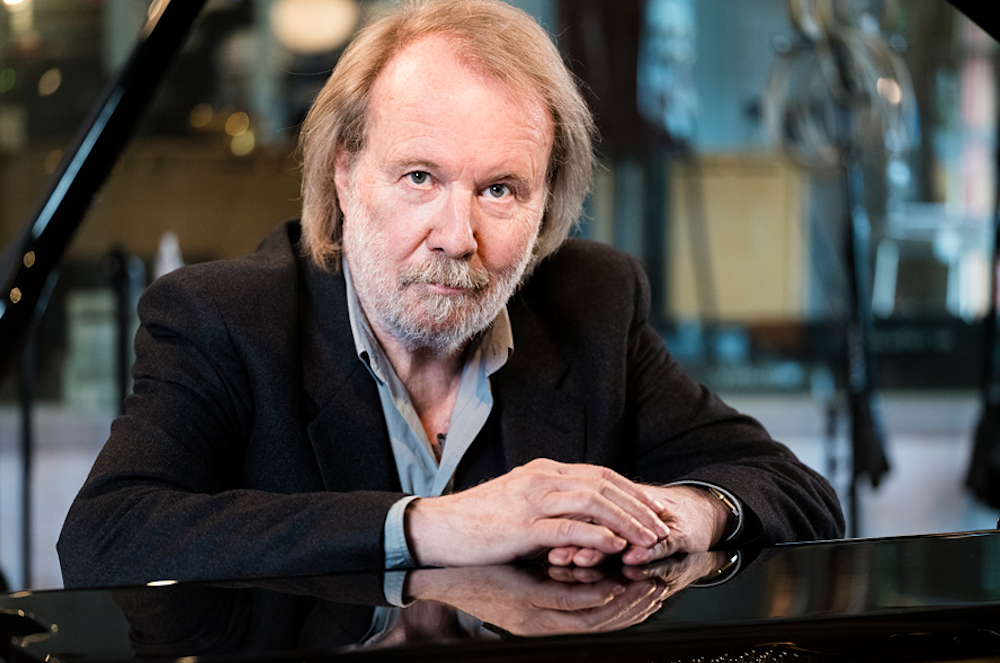 ABBA-Hitmaker Benny Andersson